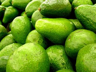 Pera Abacate