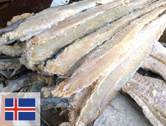 Bacalhau Crescido da Islândia