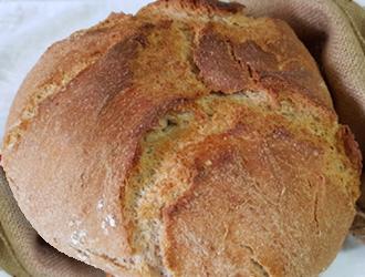 Pão Redondo de Mistura