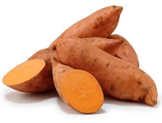 Batata Doce (cor de laranja)