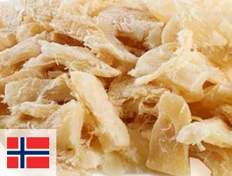 Bacalhau da Noruega Desfiado